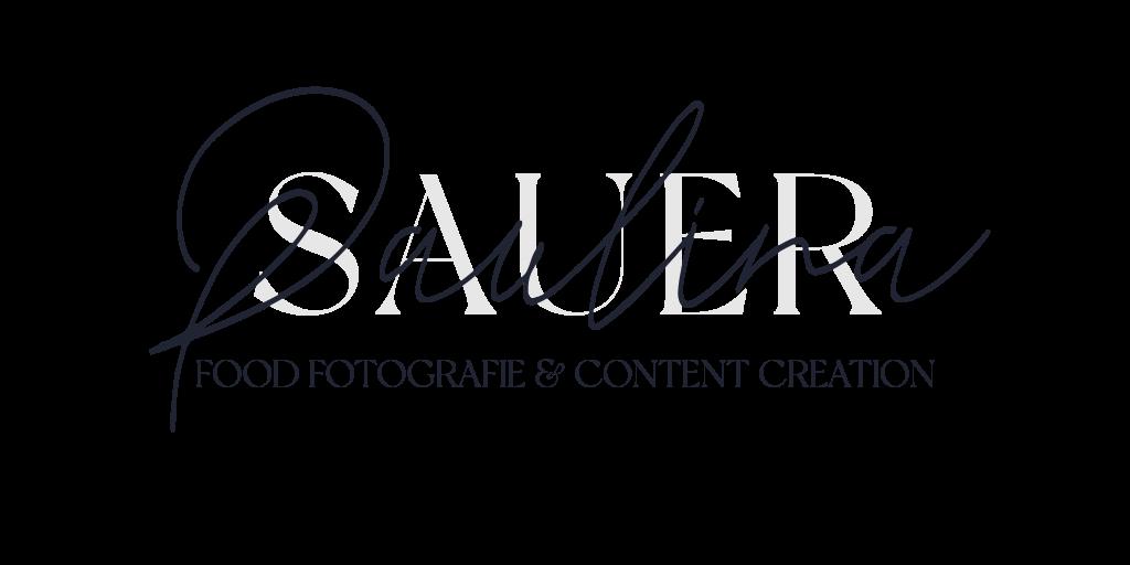 Paulina Sauer Food Fotografie & Content Creation