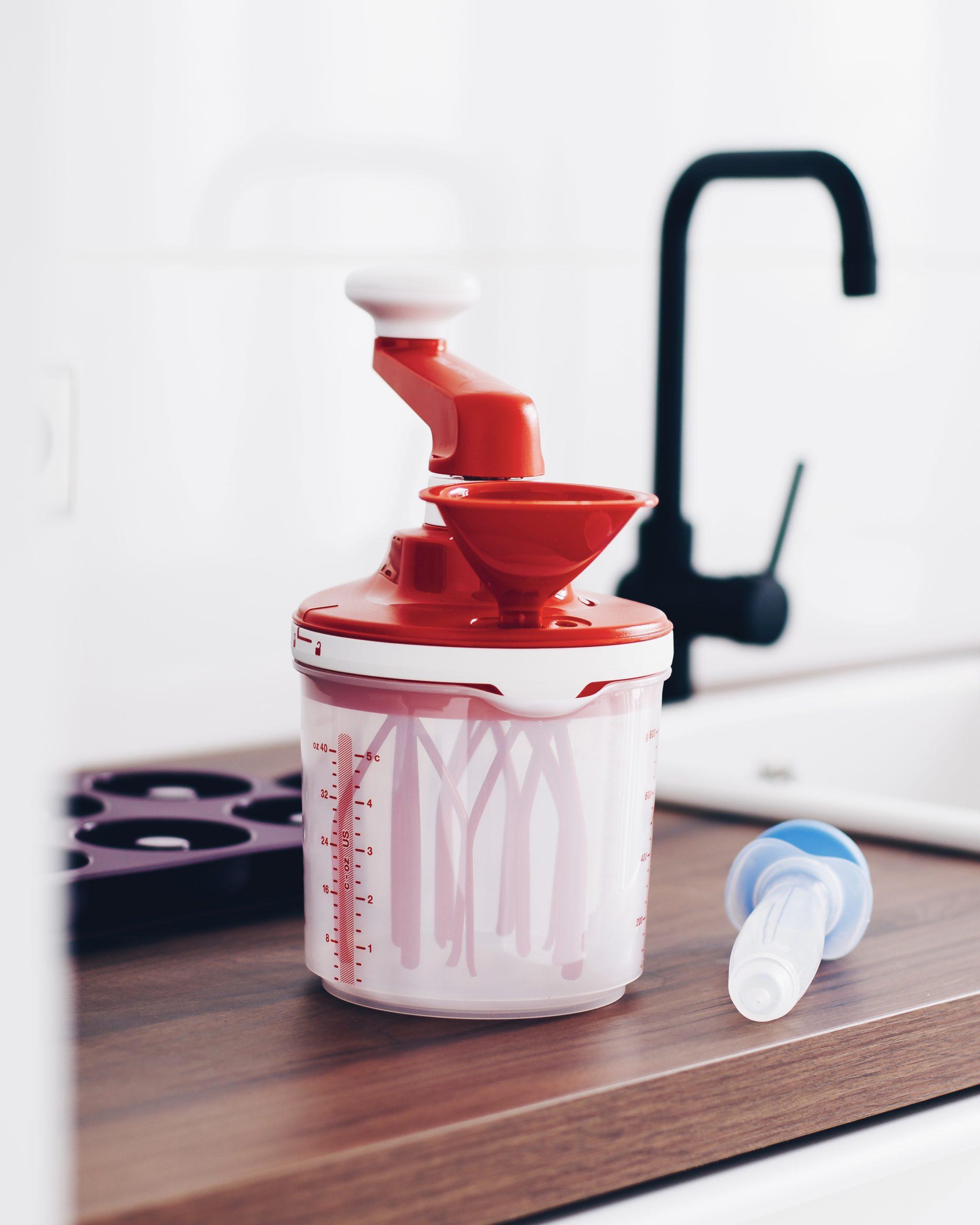 Produktfotografie für Tupperware
